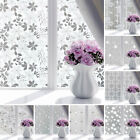 Opaque Glass 45*100cm Frosted Window Film Privacy Adhesive For Window 1PC