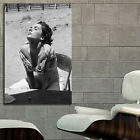 #09 Elizabeth Taylor Hollywood Celebrity Icon 40x60 inch More Sizes Large Poster