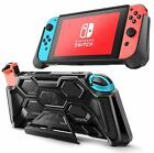Mumba Protective Case for Nintendo Switch Console Padded Grip Cover w/ Kickstand