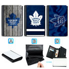 Toronto Maple Leafs Leather Women Wallet Purse Card ID Coin Holder $13.99 USD on eBay