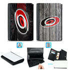 Carolina Hurricanes Leather Women Wallet Purse Card ID Coin Holder $13.99 USD on eBay