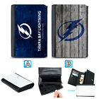 Tampa Bay Lightning Leather Women Wallet Purse Card ID Coin Holder $14.99 USD on eBay