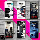 SUITS 6 SPECTER ROSS DONNA THIN TPU Plastic PHONE case cover for HUAWEI LG HTC