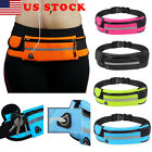 Sports Fanny Pack Belly Waist Bum Bag Fitness Running Jogging Belt Pouch Cycling image
