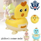 2 In 1 Potty Training Toilet Seat Baby Portable Toddler Chair Girl Boy Trainer image