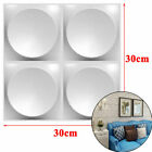 3D Wall Panel DIY Home Decor Ceiling Tiles Wallpaper Background Decal 12-60Pcs