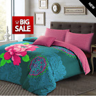 NEW Bohemian Moroccan Floral Janice Quilt Duvet Covers SALE Luxury Bedding Sets