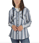 Boston Traders Women's Hooded Shirt Jacket  Variety