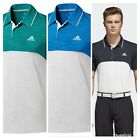 2018 Adidas Ultimate 365 Heather Polo Golf Shirt Multiple Color/Sizes