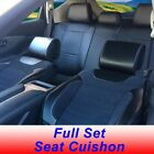 Full Sets Leather like Car Seats Cushion Covers for Dodge # 80209 Black $89.0 USD on eBay