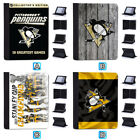Pittsburgh Penguins Leather Flip Case For iPad 1 2 3 4 Mini Air Pro 9.7 10.5 $20.99 USD on eBay