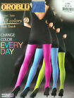Oroblu All Colours 50 Opaque Tights Slide Touch L/XL
