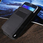 Horizontal Carrying Vertical Pouch Case Cover W/ Belt Clip Holster for Cellphone