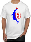 #13 SUPERSTAR Shirt Paul George Los Angeles Clippers NBA T-Shirt (Mens on eBay