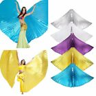 Belly Dance Split Degree Isis Wing with Portable Flexible Sticks Angle isis wing
