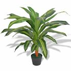 Artificial Fake Tree Plant with Pot Home Garden Office Green Plants Flowers Deor