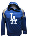 Los Angeles Dodgers Youth Boys Clubhouse Pullover Hooded Sweatshirt - Blue on Ebay