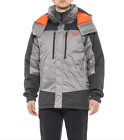 MENS M, L MOUNTAIN HARDWEAR GLACIER GUIDE PUFFER DOWN INSULATED PARKA JACKET
