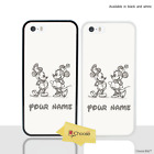 Mickey Mouse Personalised Custom Case Apple iPhone 5 5s SE 6 6s 7 8 PLUS X XS