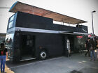 Volvo Double Decker Promotional Bus with electric lift up roof