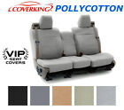 Coverking Pollycotton Custom Seat Covers for Dodge Dart $302.1 USD on eBay