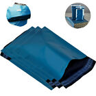 Small Medium x Large Metallic Blue Parcel Mailing Bags Mail Postal Bag All Size