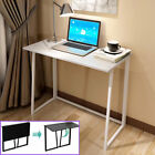 Foldable Computer Desk PC Table Study Laptop Collapsible Home Office Workstation