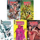 VAMPIRELLA RED SONJA #1 A-E 1:10 1:15 1:20 1:25 1:30 NM or Better