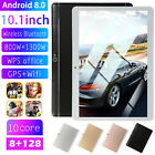 10.1 inch Tablet Android 8.0 Bluetooth PC 8 128G ROM Wi-Fi 3G Dual SIM Card GPS