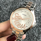 Popular Bear Watch Quartz Stainless Steel Crystal Woman's Exquisite Jewelry Gift image
