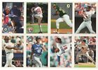 1994 Fleer Update Complete Team Set from Factory Set Rookie Card RC Traded 94 on Ebay