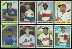 2015 Topps Heritage High Number Complete Team Set Rookie Card Logo RC No VAR/SP