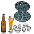 Whiskey 3D Rugby Beer Cube American Ice Ball Silicone Ice lattice Silicone Mold