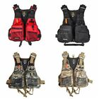Outdoor Sport Fly Fishing Life Vest Women Men Breathable Swimming Life Jacket US