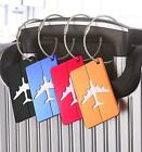 Kyпить Aluminium Luggage Tags Suitcase Label Name Address ID Bag Baggage Tag Travel на еВаy.соm
