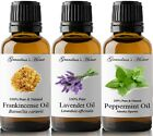 Essential Oils - 30 mL (1 oz) - 100% Pure Therapeutic Grade Oil - 60+ Options!