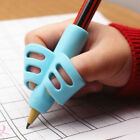 6pcs Two-Finger Grip Silicone Baby Learning Writing Tool Writing Pen Writing