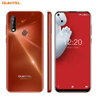 OUKITEL C17 Pro 4+64GB Octa Core Android 9.0 MT6763 6.35'' Smart Mobile Phone