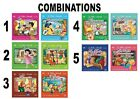 Little Songs and Fairy Tale Offer: 2 CD DVD choose between 5 Combinations