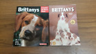 Barrons & TFH Brittany Dog Books 2 books (Buy Singles or All and Save $)