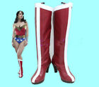 Justice League Wonder Woman Diana Prince cosplay shoes boots