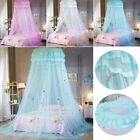 Mosquito Net Canopy Insect Bed Lace Netting Mesh Princess Girls Bedding Cover image