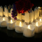 12PCS LED Electronic Candle Cute Durable Candle Lamps for Wedding