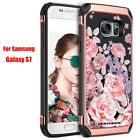 For Samsung Galaxy S7/ S7 Edge Case Luxury Glitter Ultra Slim Shockproof Cover