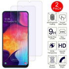 2PCS 9H Tempered Glass Screen Protector For Samsung Galaxy A90 A80 A70 M40 M30