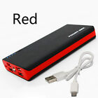 Power Bank 500000mAh 4USB LED Travel Easy Battery Charger Compatible Secure