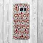 PENNYWISE PATTERN IT STEPHEN KING SCARY CLOWN Phone Case Cover iPhone Samsung