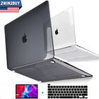 Fr Macbook Pro 13 Inch Hard Case Keyboard Cover Laptop Sleeve Bag A2159 2019 New