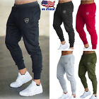 Kyпить Mens Sport Pants Long Trousers Tracksuit Fitness Workout Joggers Gym Sweat Pants на еВаy.соm