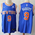 NWT Men's No.9 RJ Barrett New York Knicks Swingman Jersey Blue S-3XL on eBay